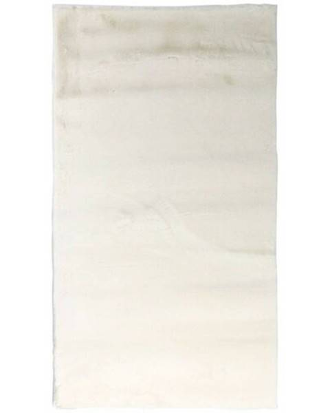 Béžový koberec Clementoni