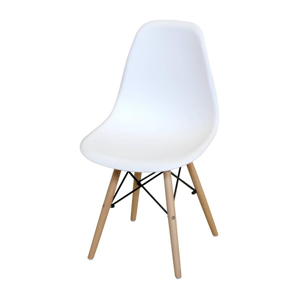 IDEA Nábytok Jedálenská stolička UNO biela