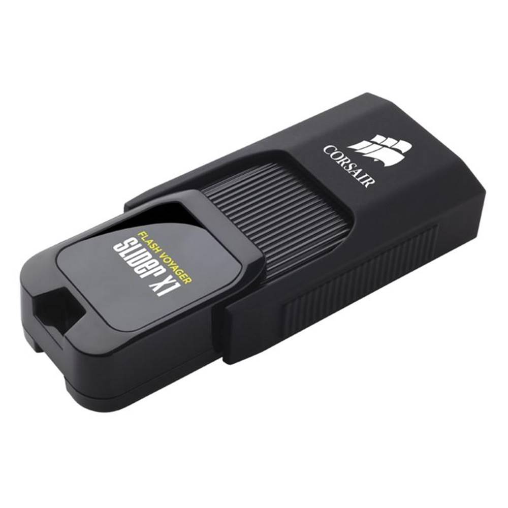 CORSAIR USB flash disk Corsair Voyager Slider X1 256GB čierny