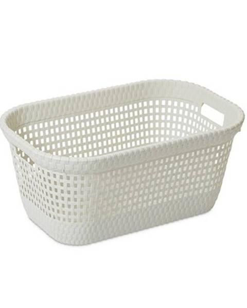 Biele doplnky do kúpeľne Bellatex