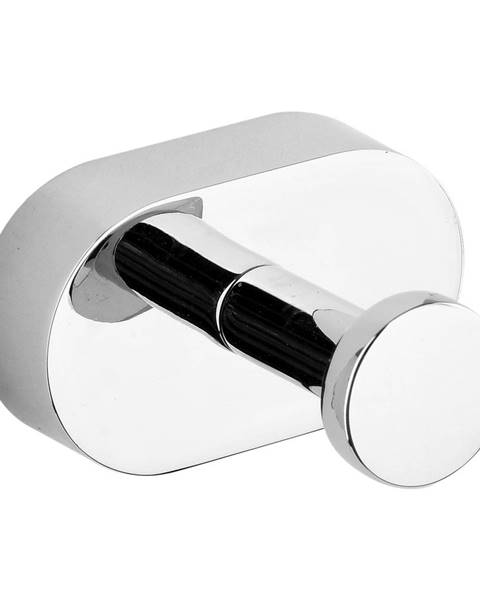 Strieborné doplnky do kúpeľne Tescoma