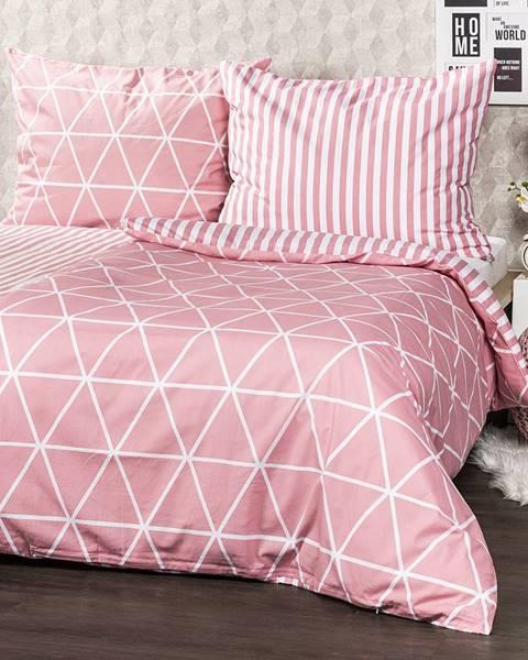 Ružová obliečka 4Home